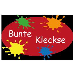Kinderhort bunte Kleckse_Raisting_Logo