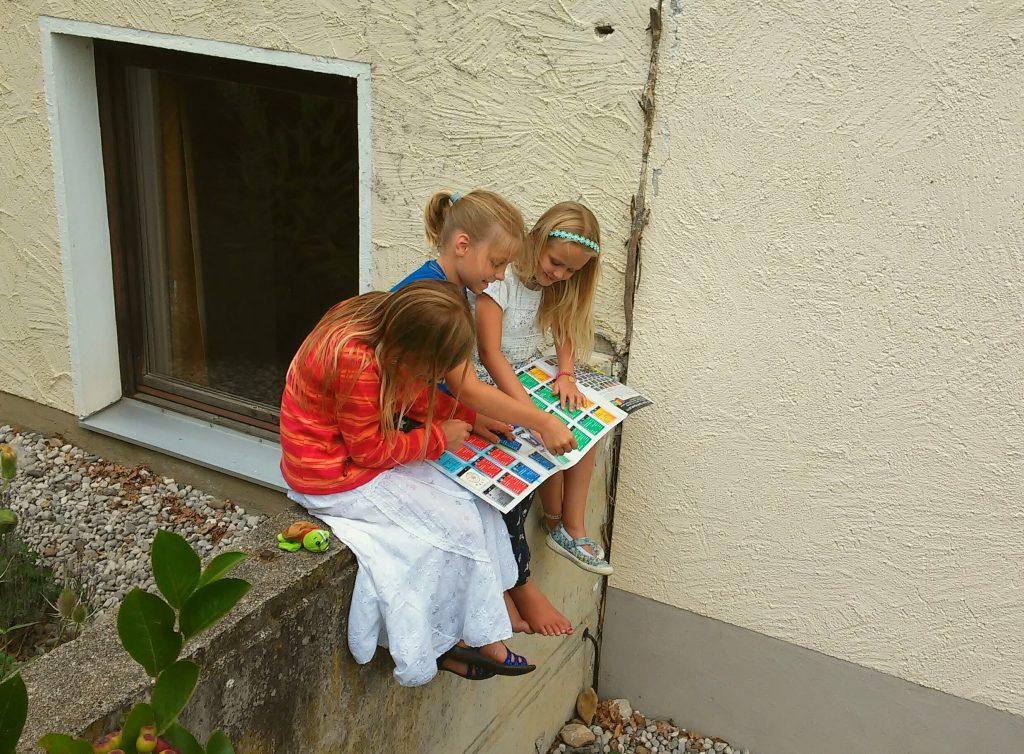 "Kinderhort ""Bunte Kleckse"" Raisting - Pausenhof"