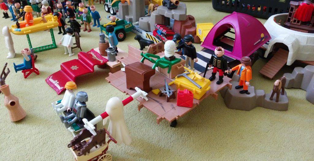 """Kinderhort """"Bunte Kleckse"""" Raisting - Playmobil"""
