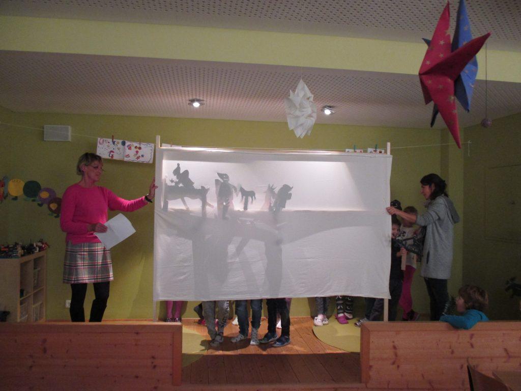 """Kinderhort """"Bunte Kleckse"""" Raisting - Weihnachtsfeier 2"""